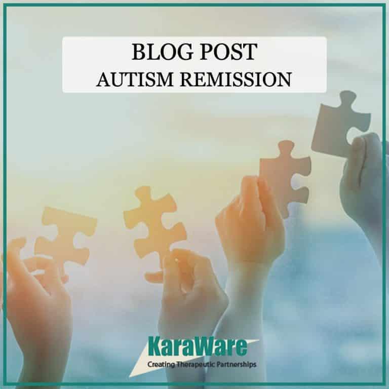 Autism-Remission