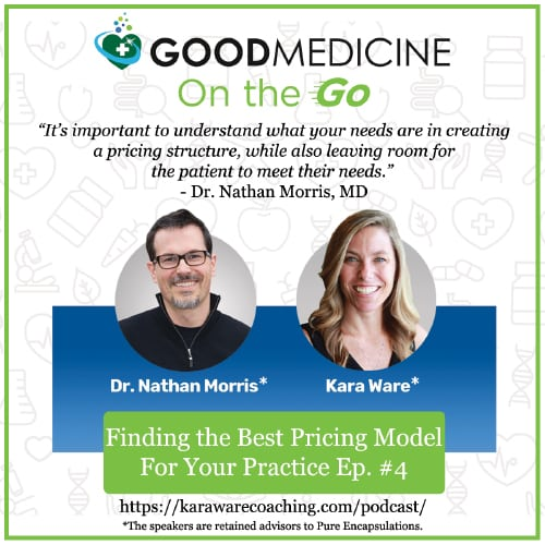 Finding the best pricing model for your practice