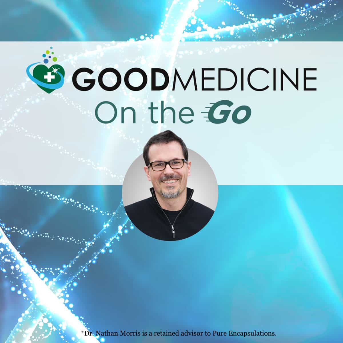 August 18, 2021 Nutrigenomics case study events with Dr. Nathan Morris