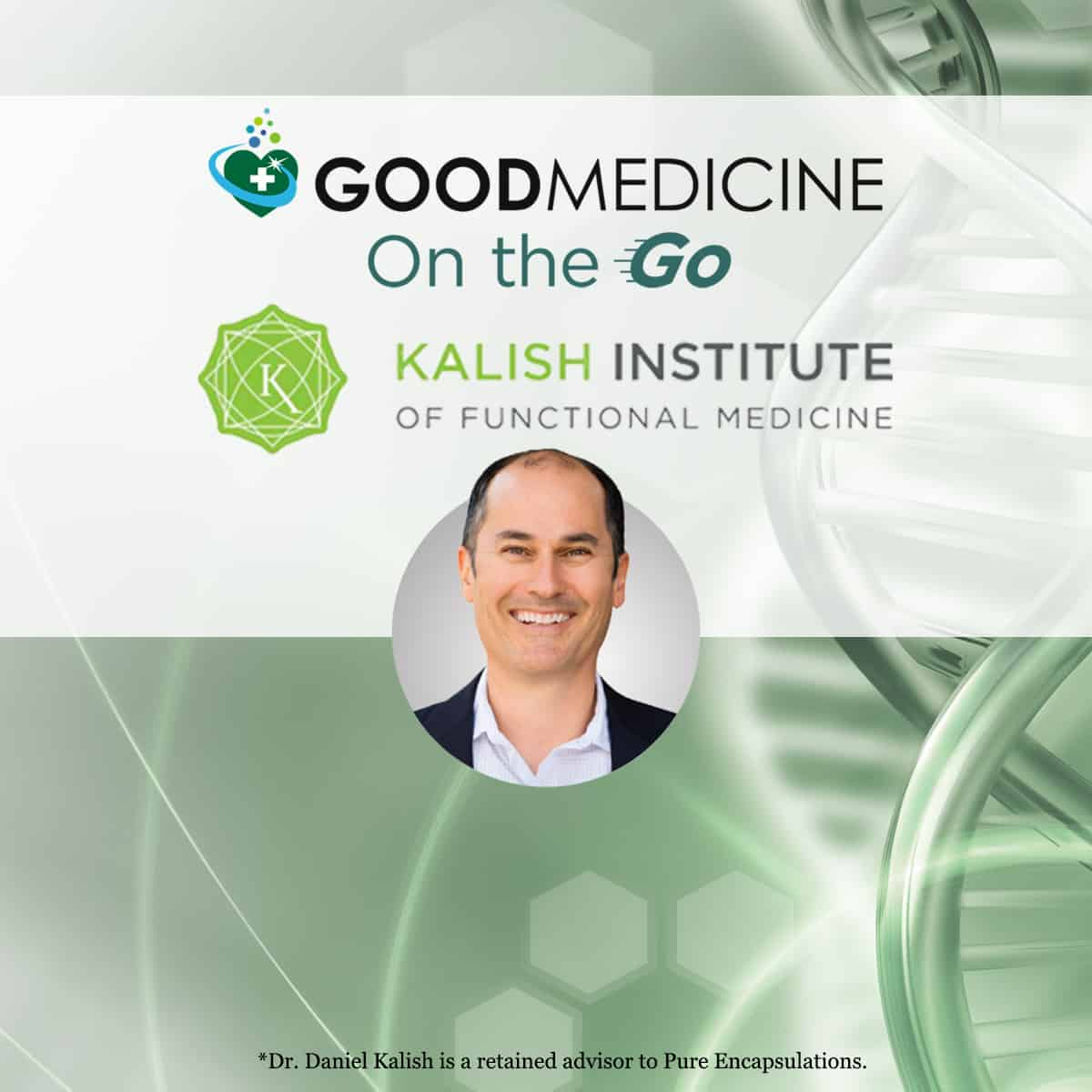December 2, 2021 Methylation: Effective Treatments for Common Complaints by Correlating Genomics and Genova labs with Dr. Dan Kalish
